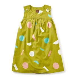 toddler girl jackfruit hi-lo dress
