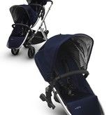 gear 2017 UPPAbaby VISTA RumbleSeat (silver frame)