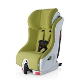 gear 2017 Clek foonf convertible car seat (white base)