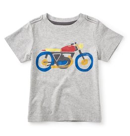 master tea collection motorbike graphic tee