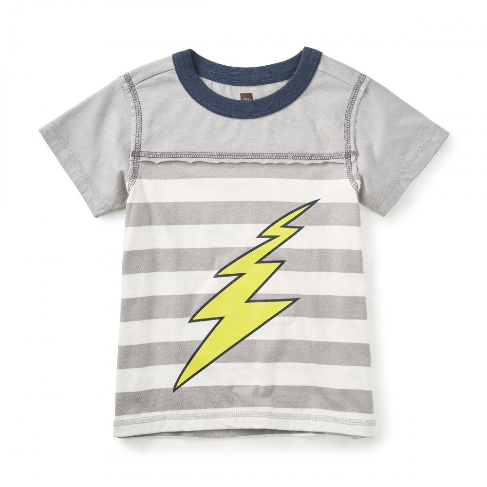 master tea collection greased lightning graphic tee