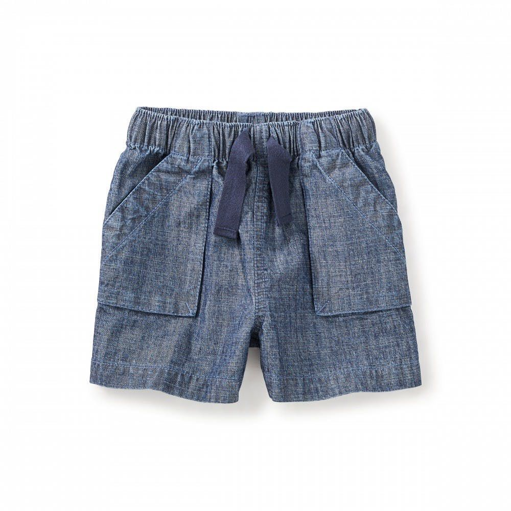 master tea collection short'n'sweet pull-on shorts