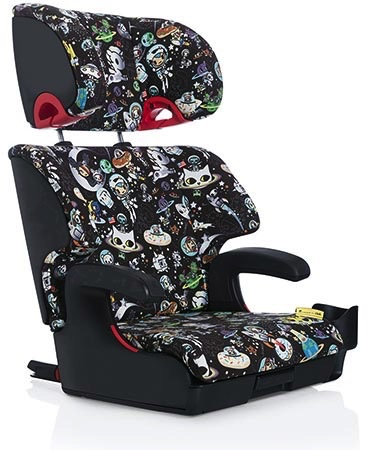 gear 2017 Clek oobr fullback booster seat (premium crypton)