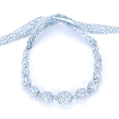 fashion accessory summer stars necklace