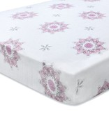 decor aden + anais classic fitted crib sheet
