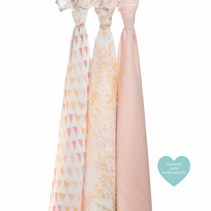 functional accessory aden + anais silky soft swaddles