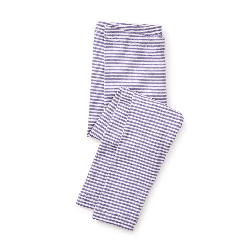 girl striped leggings