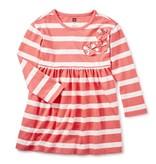 girl saorsa applique dress