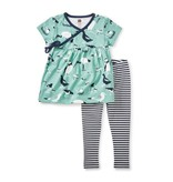 little girl seabirds baby outfit