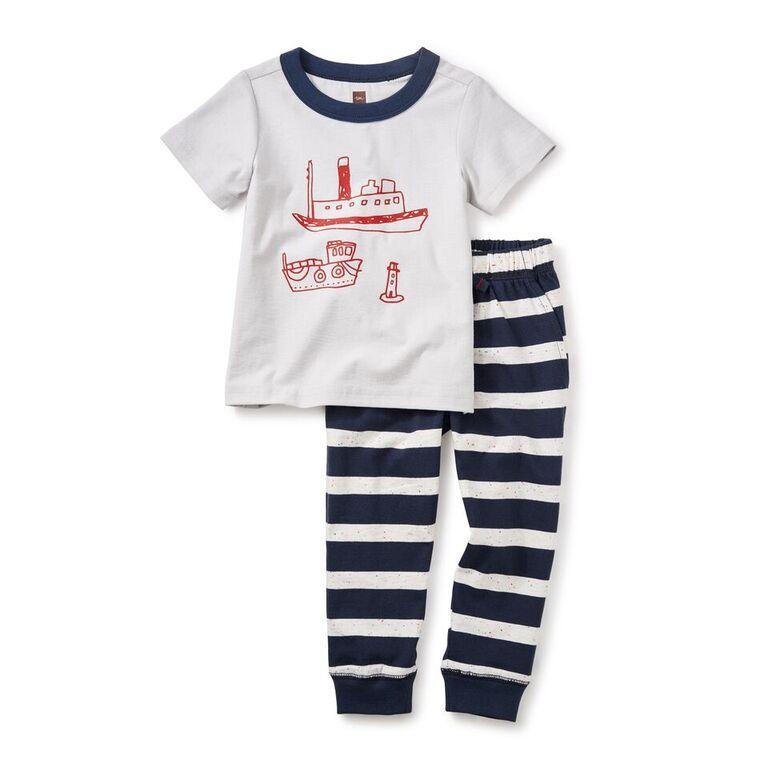 little boy plockton baby outfit
