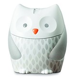 decor owl nightlight soother