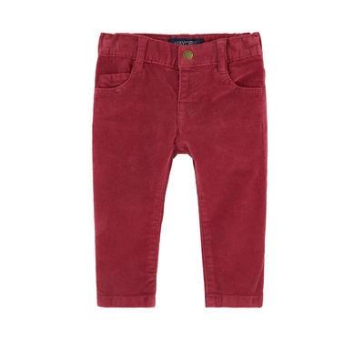 baby boy slimfit cord pants
