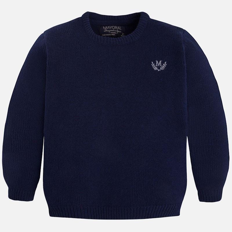 boy crew neck sweater