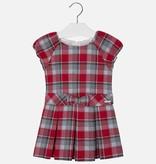girl plaid dress
