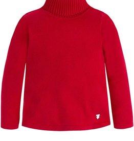 girl turtleneck sweater