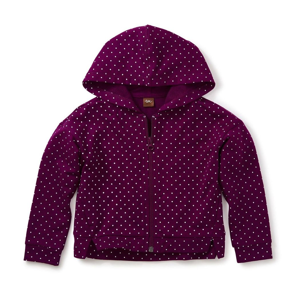 master dotty zip hoodie