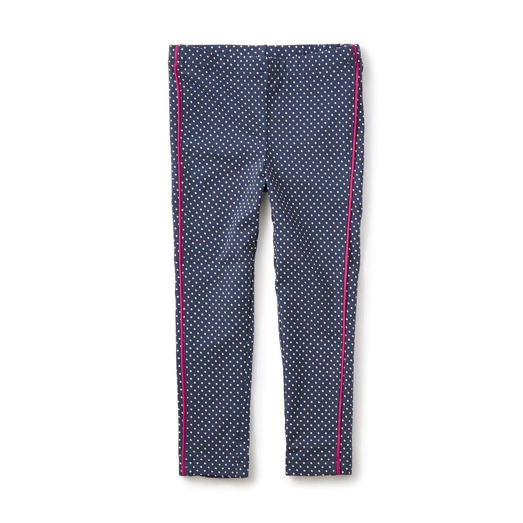 master stripe-n-dot leggings