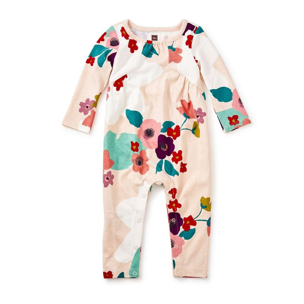 master claire pieced romper
