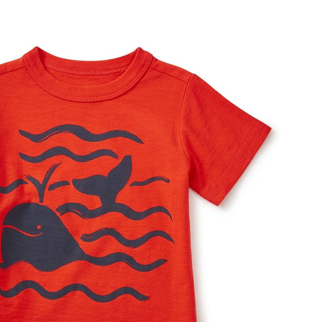 little boy the minch graphic tee