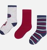 baby 3 socks set