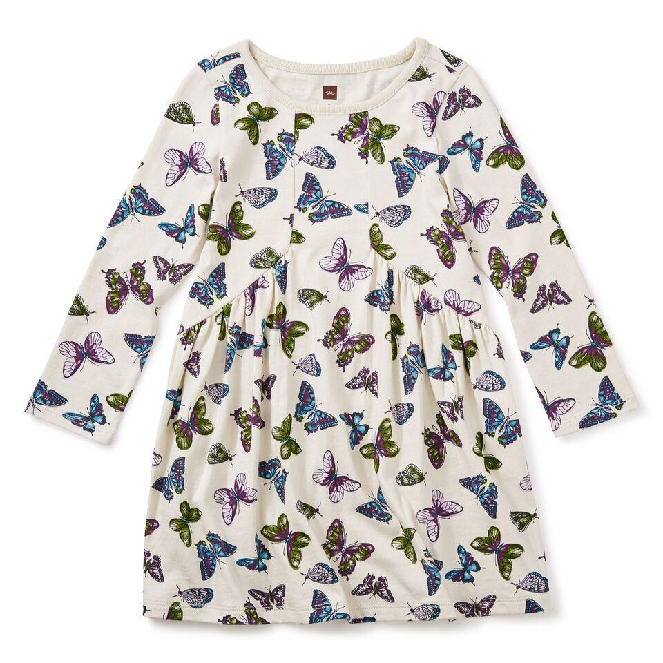 girl sorcha pieced dress, size 6