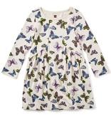 girl sorcha pieced dress, size 5