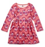 girl st. kilda pieced dress, size 5