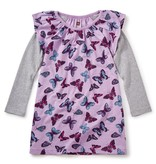 girl sorcha flutter dress, size 5