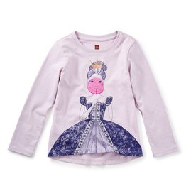 toddler girl queen of scots graphic tee, 4