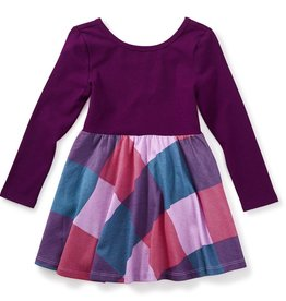 toddler girl annella skirted dress, 2