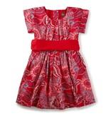 girl adaira sash dress, 5