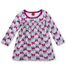 little girl beitiris smocked dress, 18-24m