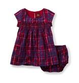 little girl culzean castle baby dress, 12-18m