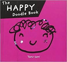 book the happy doodle book