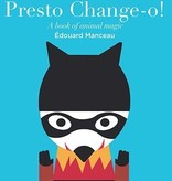 book Presto Change-o   A book of animal magic