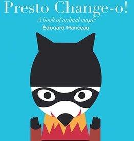 book presto change-o!: a book of animal magic