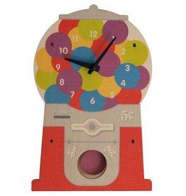 decor gumball clock