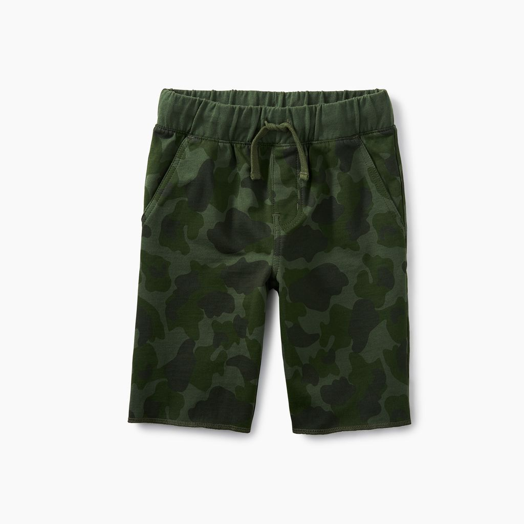 boy cruiser shorts, tonal camo, 6