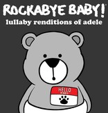 playtime Rockabye Baby CD: Adele