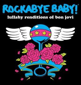 playtime Rockabye Baby CD: Bon Jovi