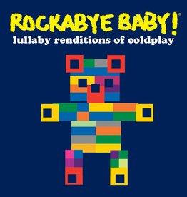 playtime Rockabye Baby CD: Coldplay