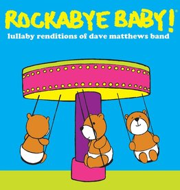 playtime Rockabye Baby CD: Dave Matthews Band