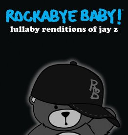 playtime Rockabye Baby CD: Jay Z
