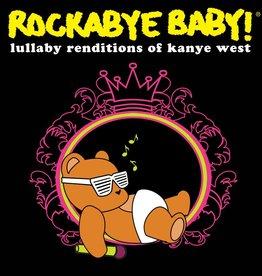 playtime Rockabye Baby CD: Kanye West