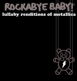 playtime Rockabye Baby CD: Metallica