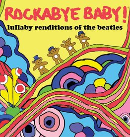 playtime Rockabye Baby CD: The Beatles