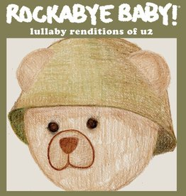 playtime Rockabye Baby CD: U2