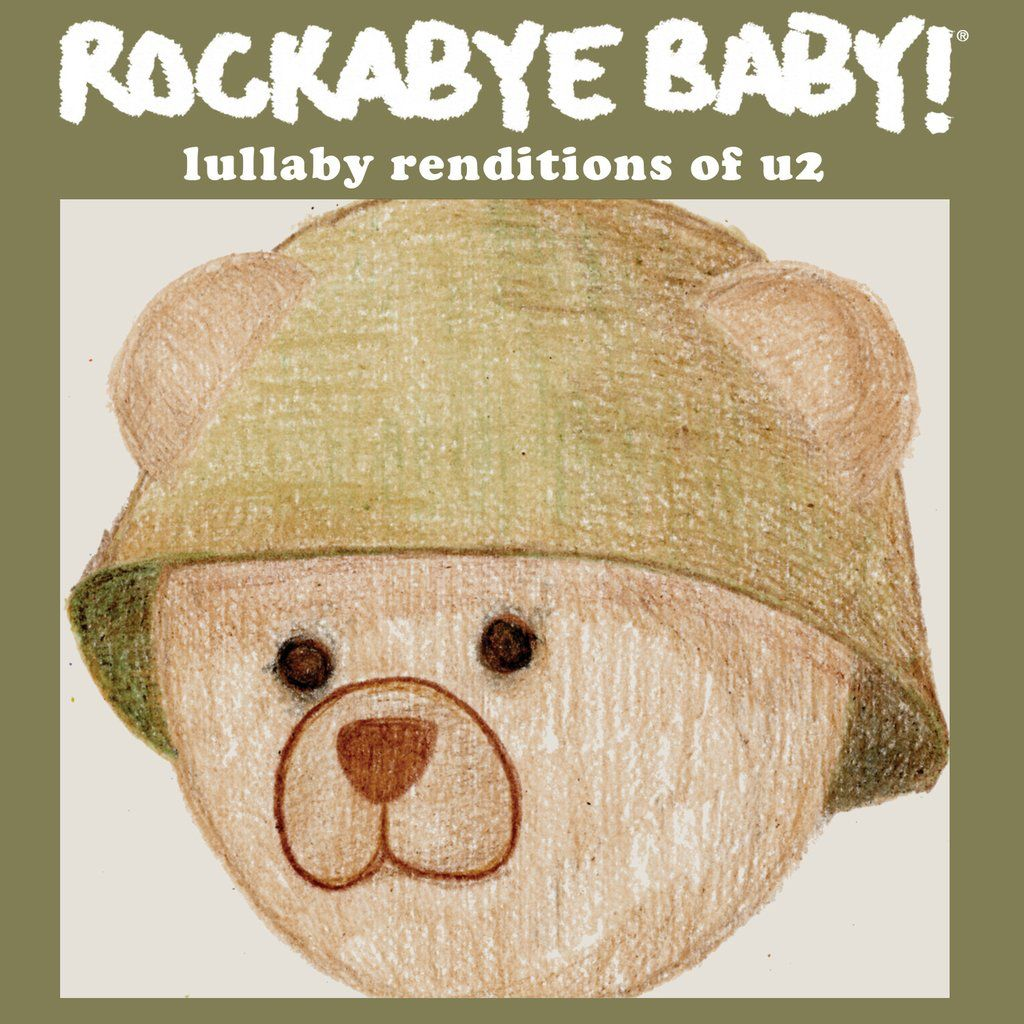 playtime Rockabye Baby CD: U2