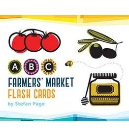 playtime ABC farmers' market flashcards