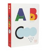book touch think learn: alphabet